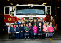 Kindergarten Fire Station Field Trip