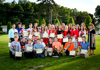 Sunday School Graduation 2016